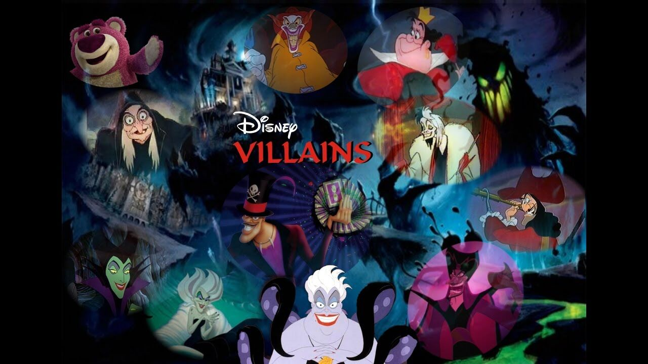 The 5 scariest Disney villains of all time, ranked