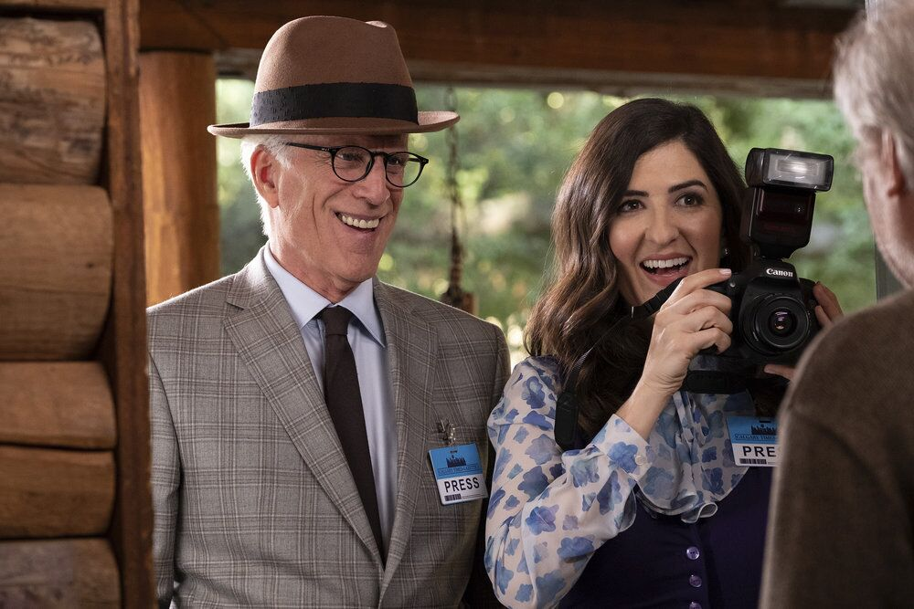 With another plot twist, The Good Place season 3 is