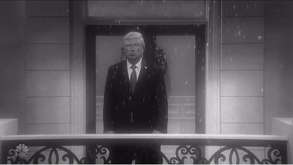 SNL imagined a world where Donald Trump was never president