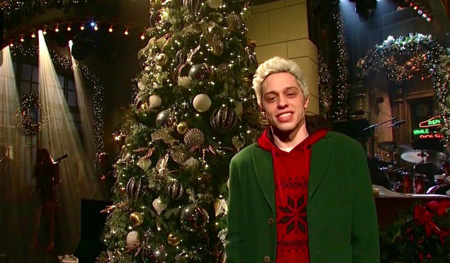 SNL Recap: Pete Davidson appeared on this week's SNL to let us know he's alright