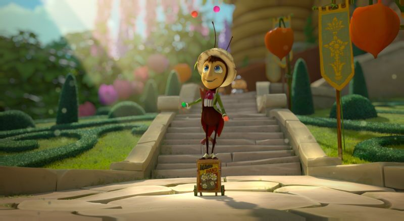 Charming 'Tall Tales' adds to Justin Long's prolific voice work resume