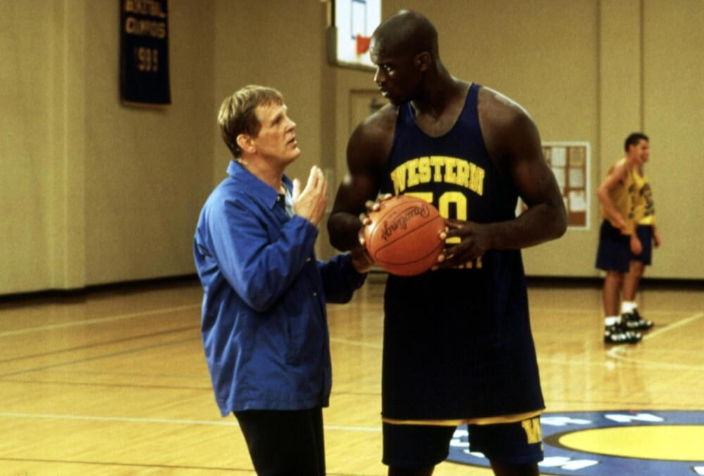 Blue Chips inspired another classic '90s basketball movie before it even came out