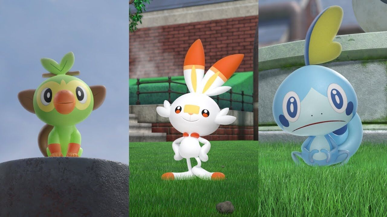 Pokemon Sword And Shield Will Be The Most Beautiful Pokemon Games To