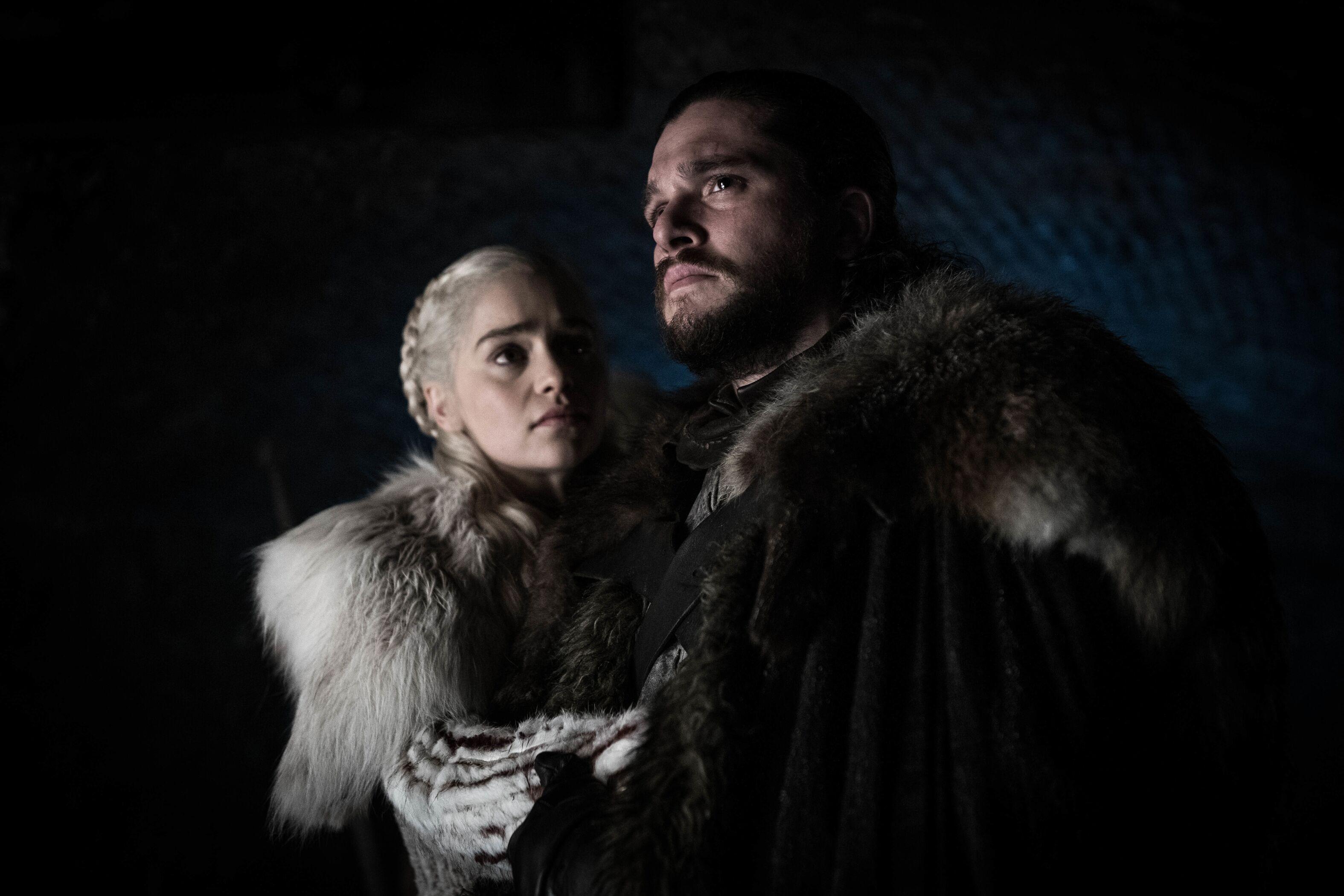 Does Jon die in the Game of Thrones series finale?