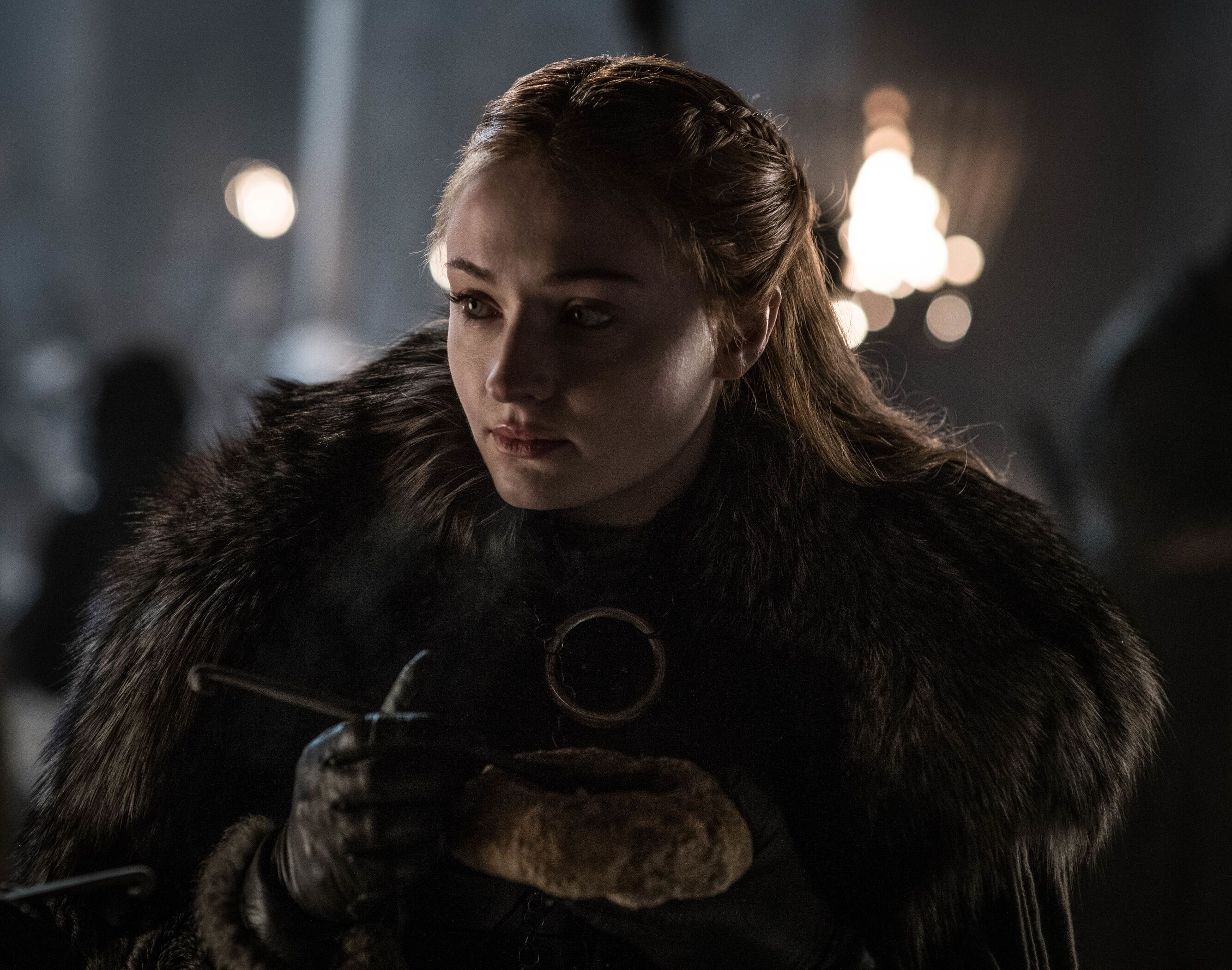 Sophie Turner roasts Game of Thrones fans who hate the last season