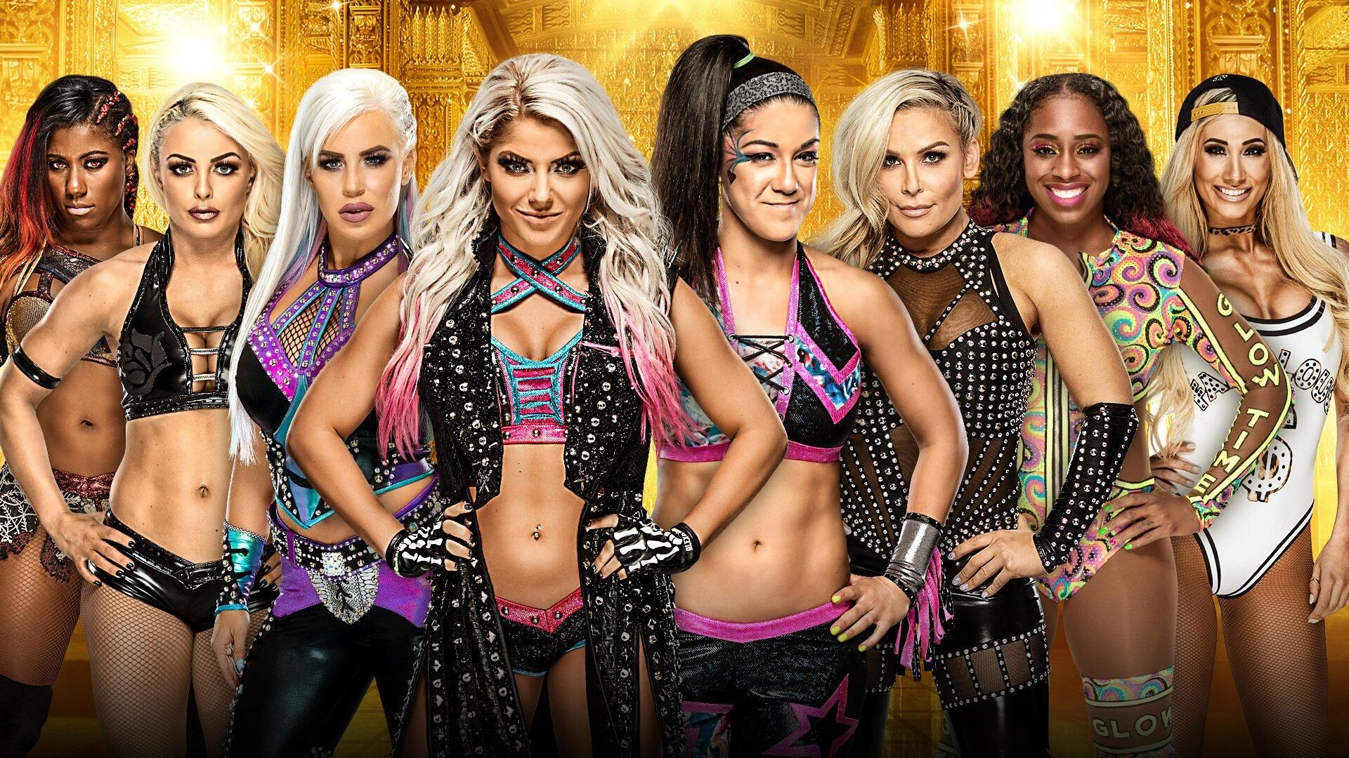 WWE Women's Money in the Bank Ladder Match preview