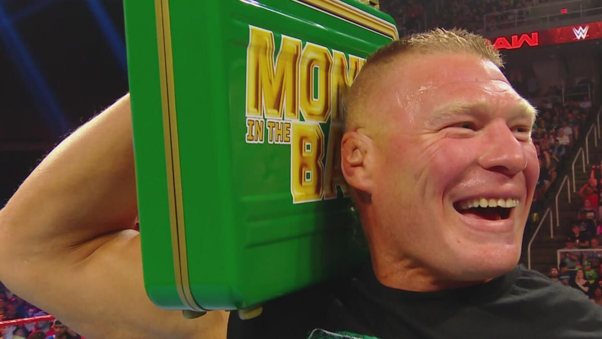 Brock Lesnar MITB return shows just how clueless the WWE is