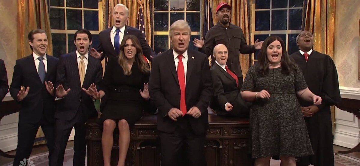 SNL avoided the anti-abortion debate in cold open, which was incredibly disappointing