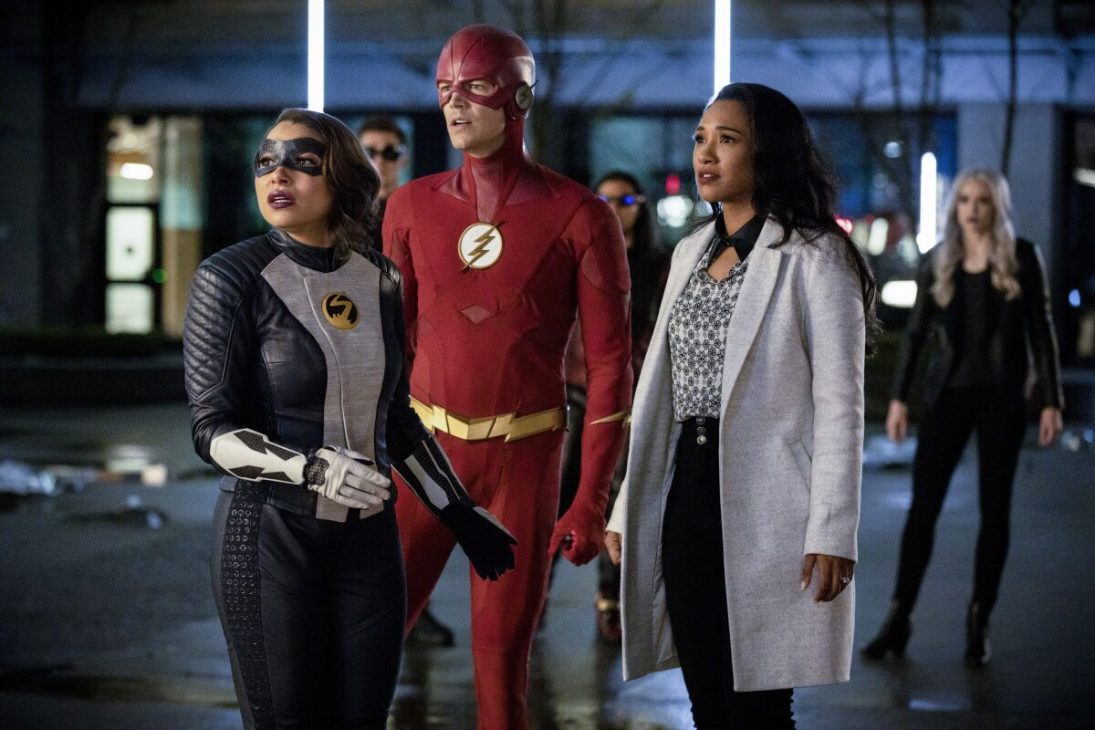 The Flash season 5 finale was a changing of the guard