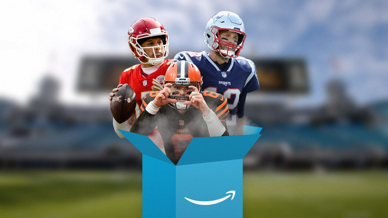 low cost e3d0e 37f45 What NFL Sunday Ticket would look like if Amazon took over ...