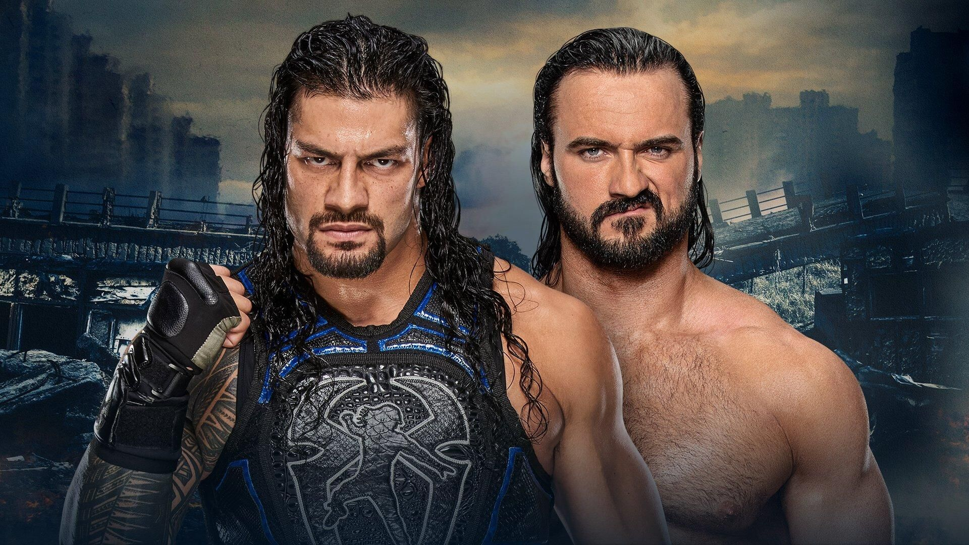 WWE Stomping Grounds Preview: Roman Reigns vs. Drew McIntyre