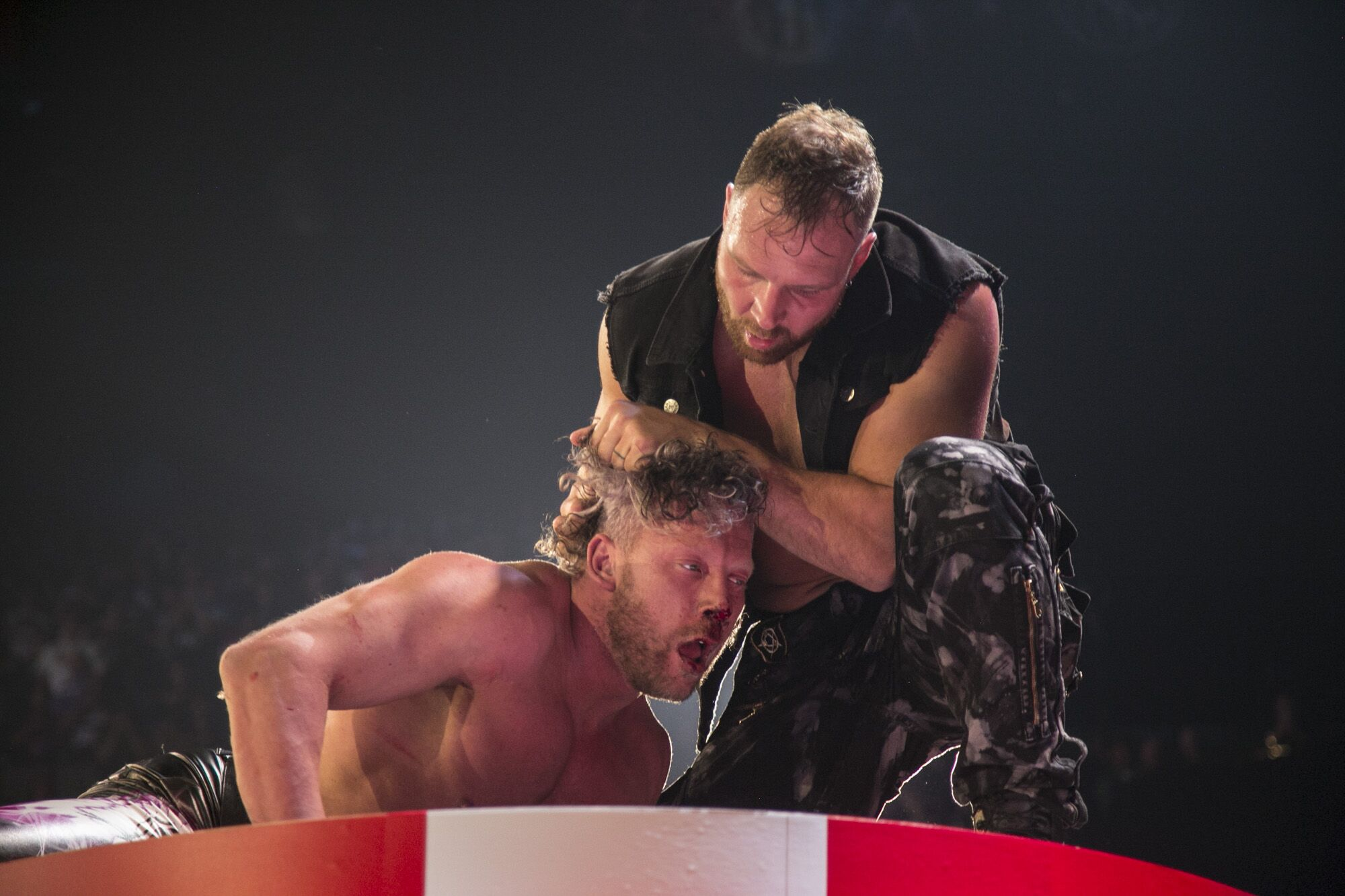 Kenny Omega vs. Jon Moxley announced for AEW All Out