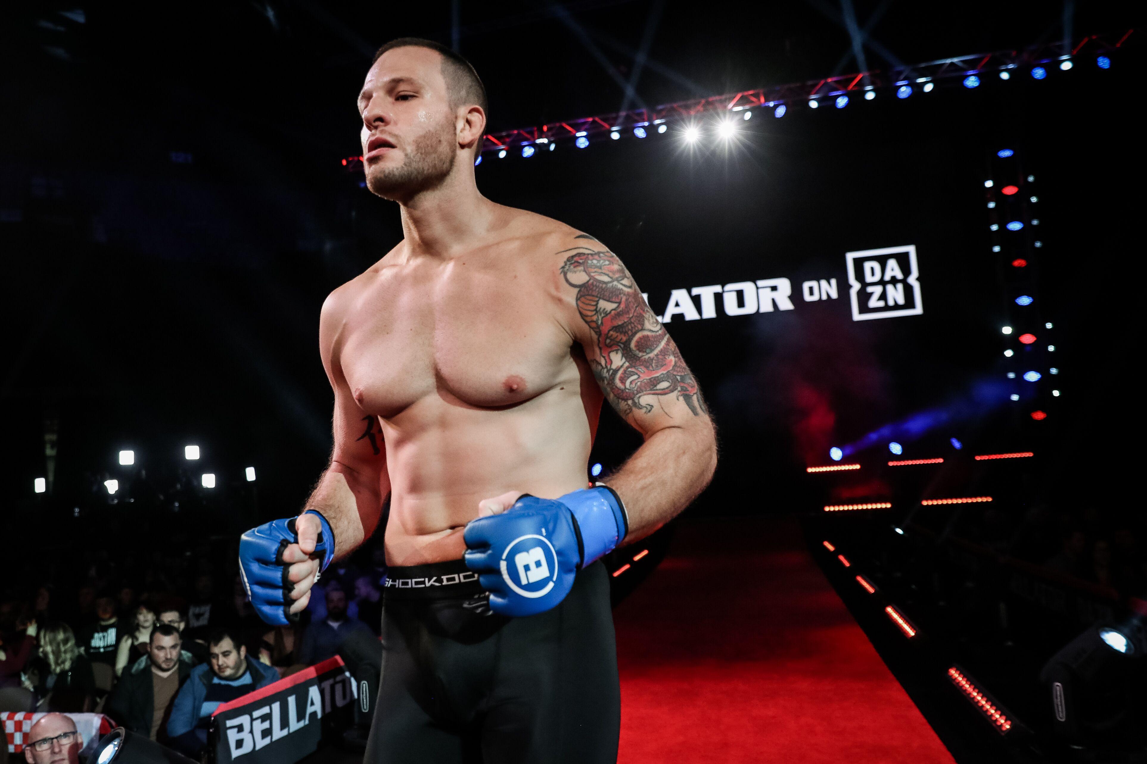Could Vinicius de Jesus be the next UFC signee?