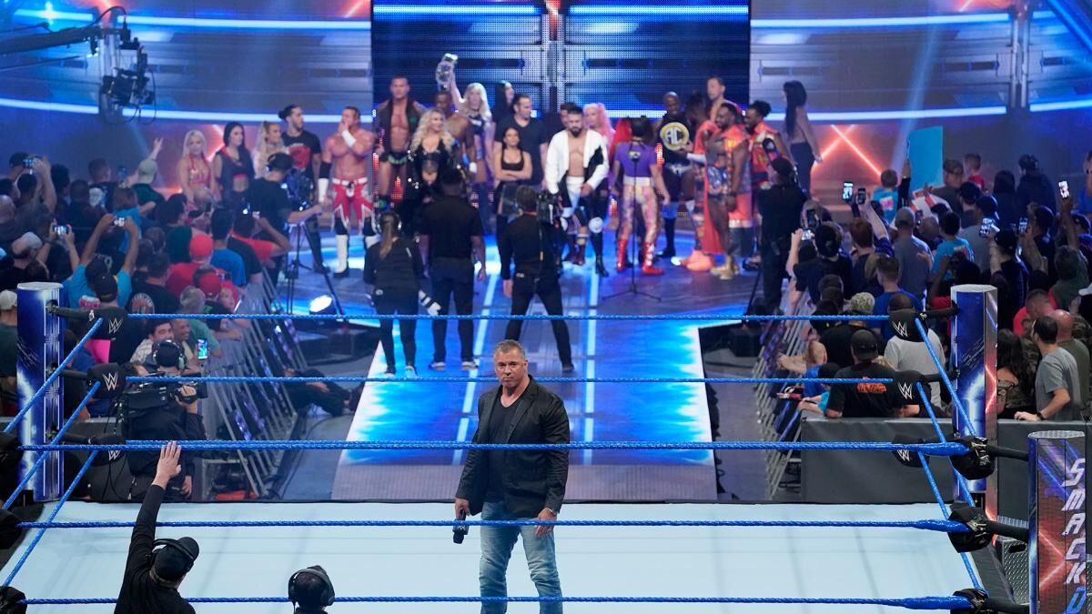 WWE SmackDown Live recap: A grand Festivus tradition