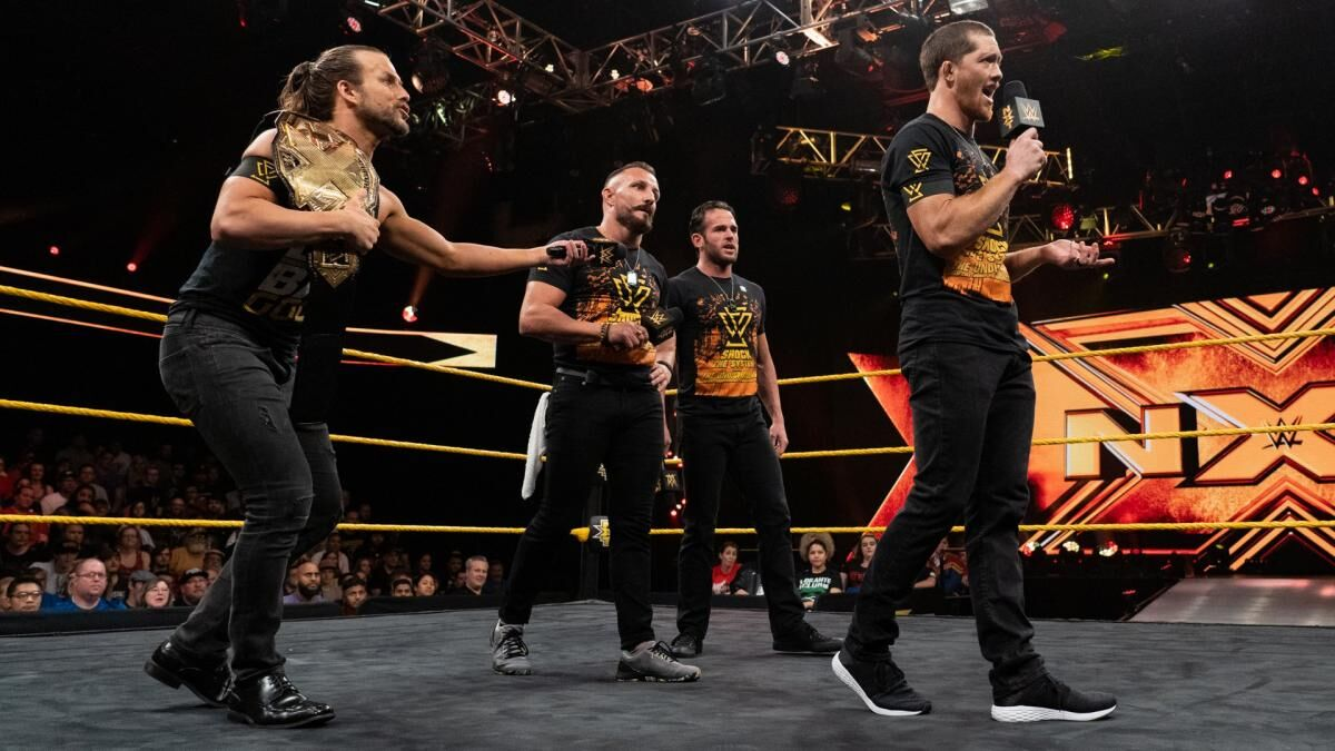 WWE NXT: The 5 count for August 21, 2019