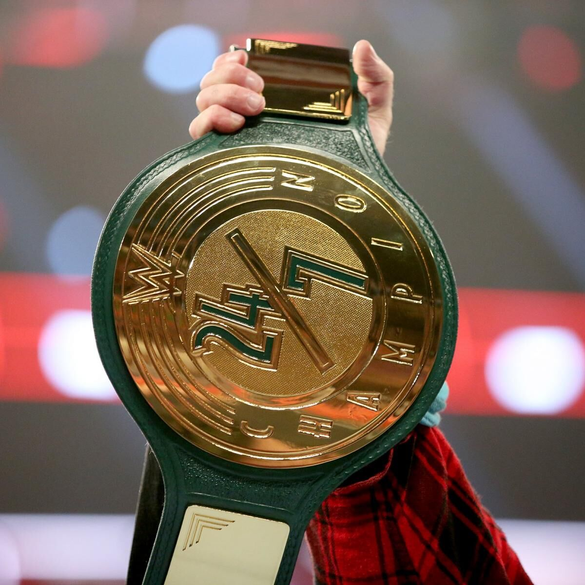 Following the path of the WWE 24/7 Championship
