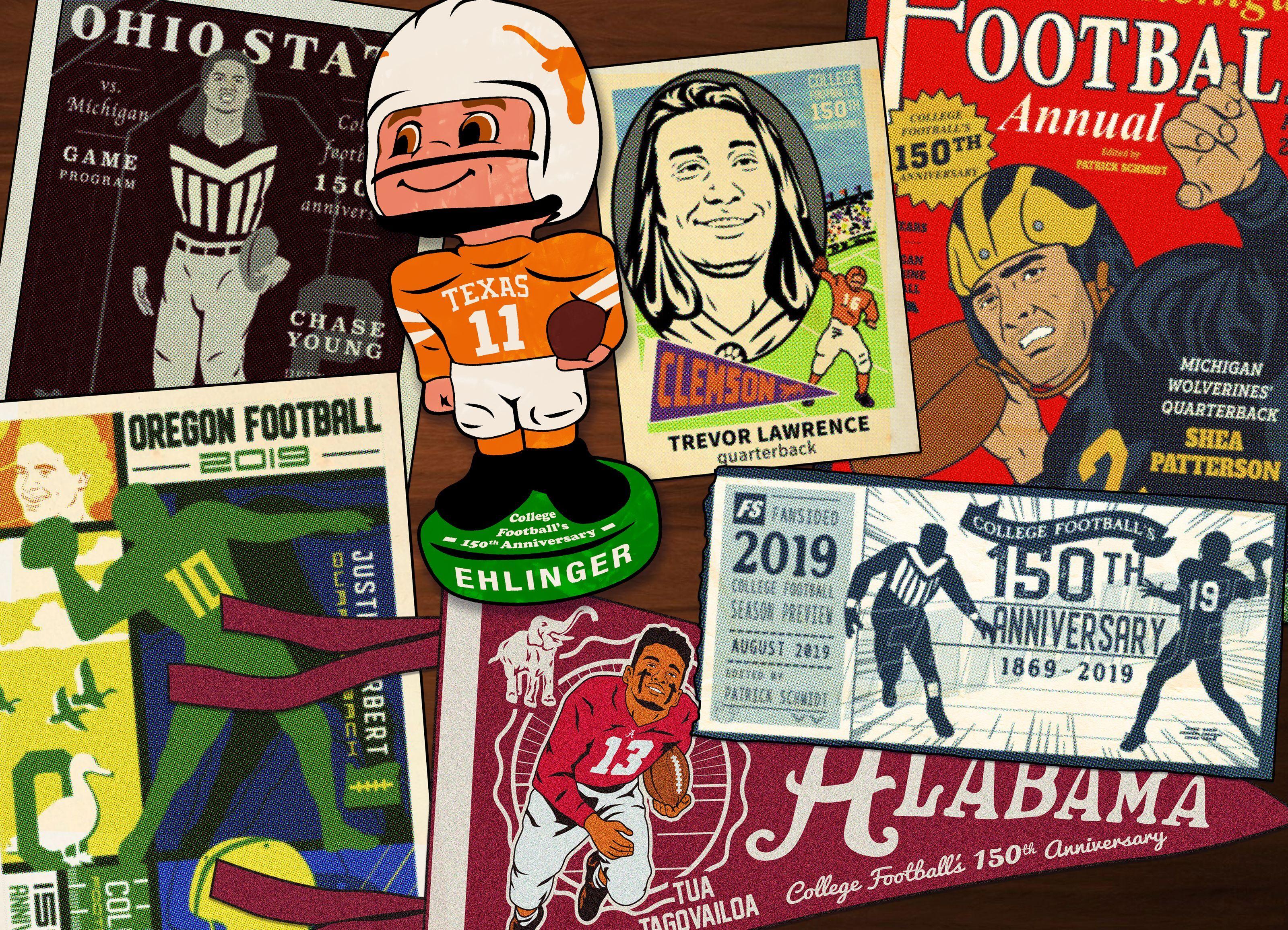 College football predictions: Heisman, Playoff, Power 5
