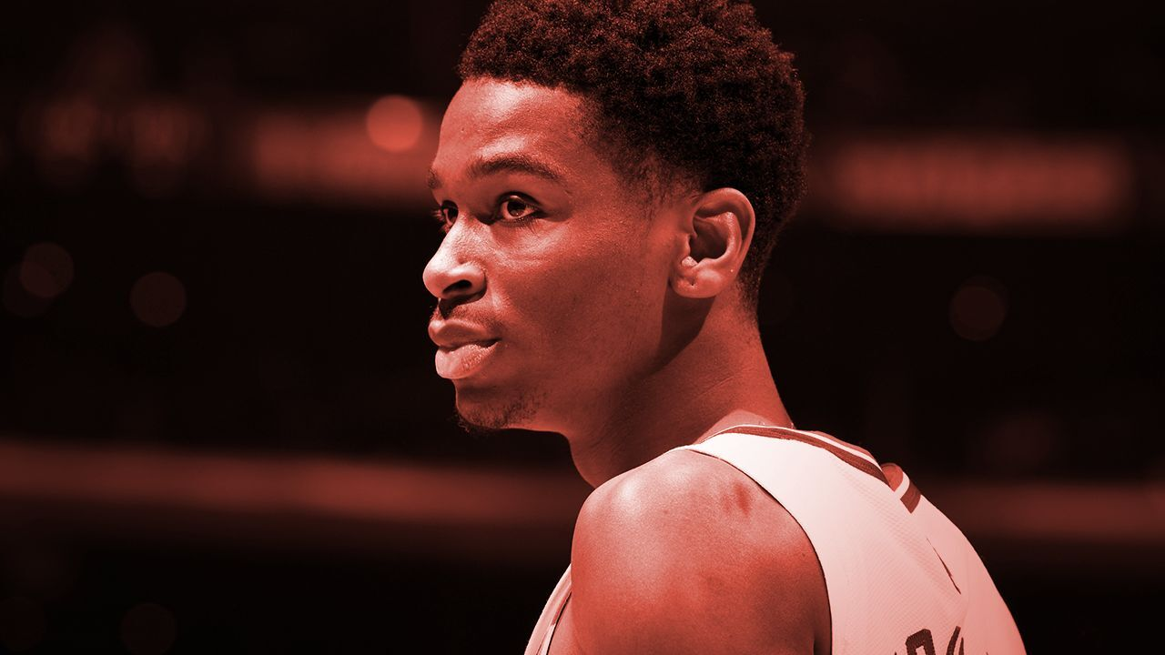 25-under-25: Shai Gilgeous-Alexander started from the bottom, now he's here