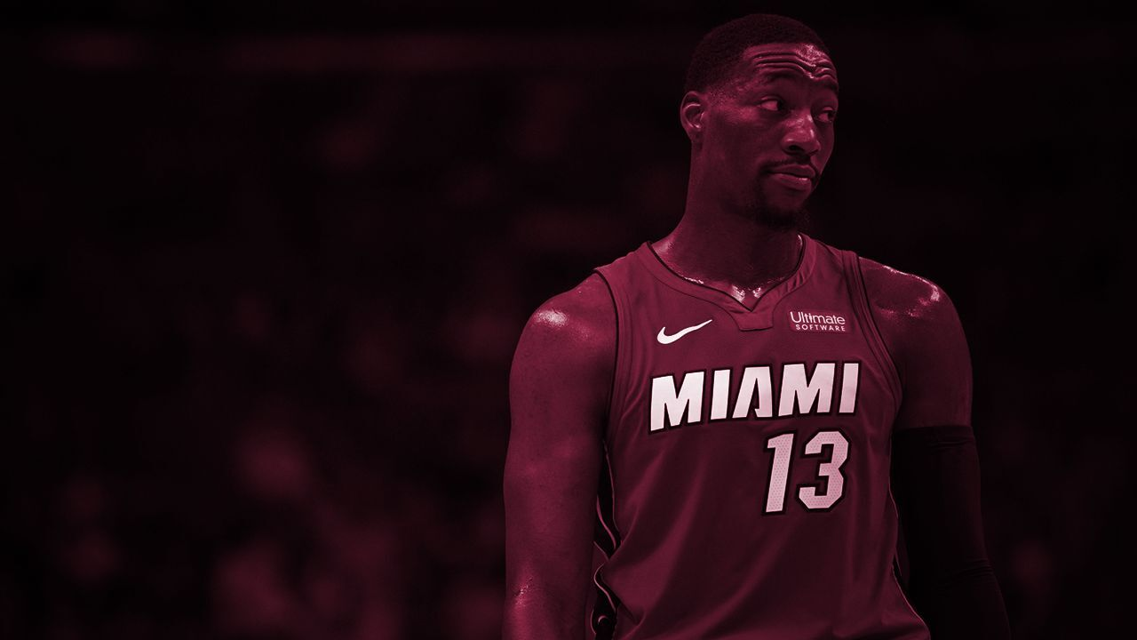 25-under-25: Bam Adebayo is the center of the future