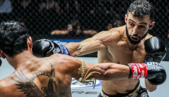Giorgio Petrosyan talks of his hard life in Armenia before becoming a kickboxing legend