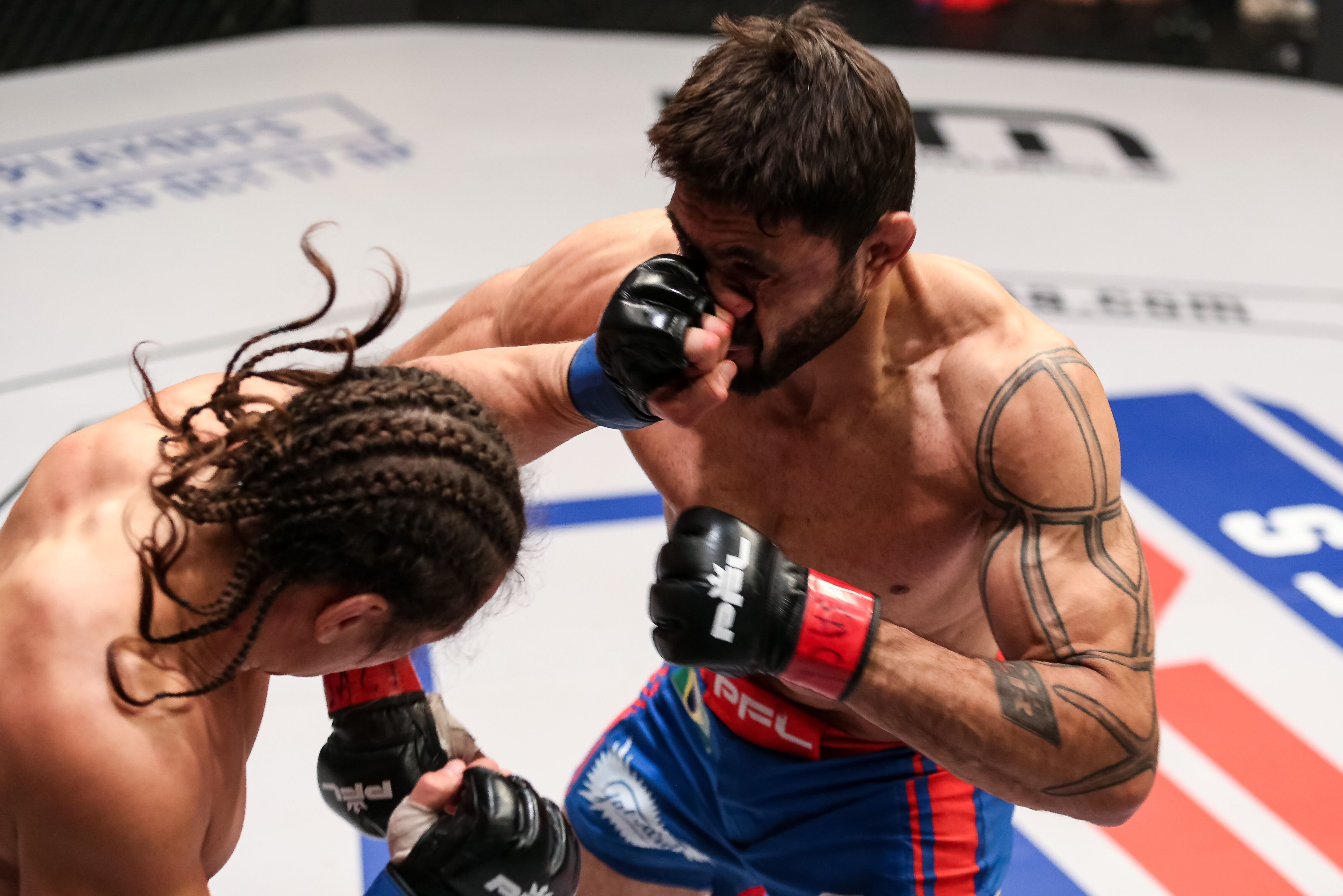 PFL 7: Welterweight and women's lightweight results and highlights