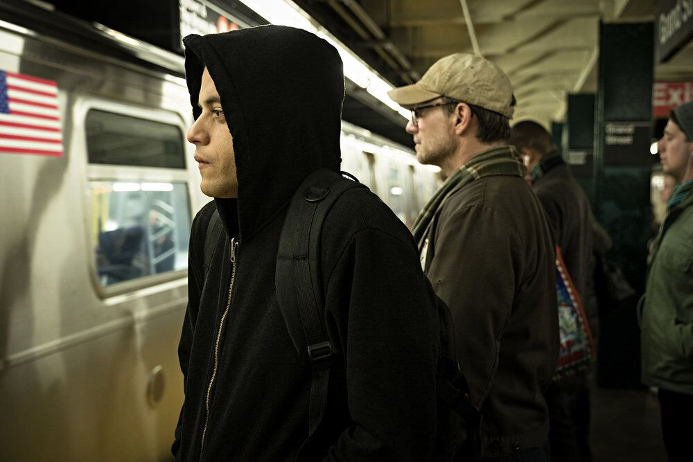 Mr. Robot season 4 premiere asks what's the frequency, Elliot?