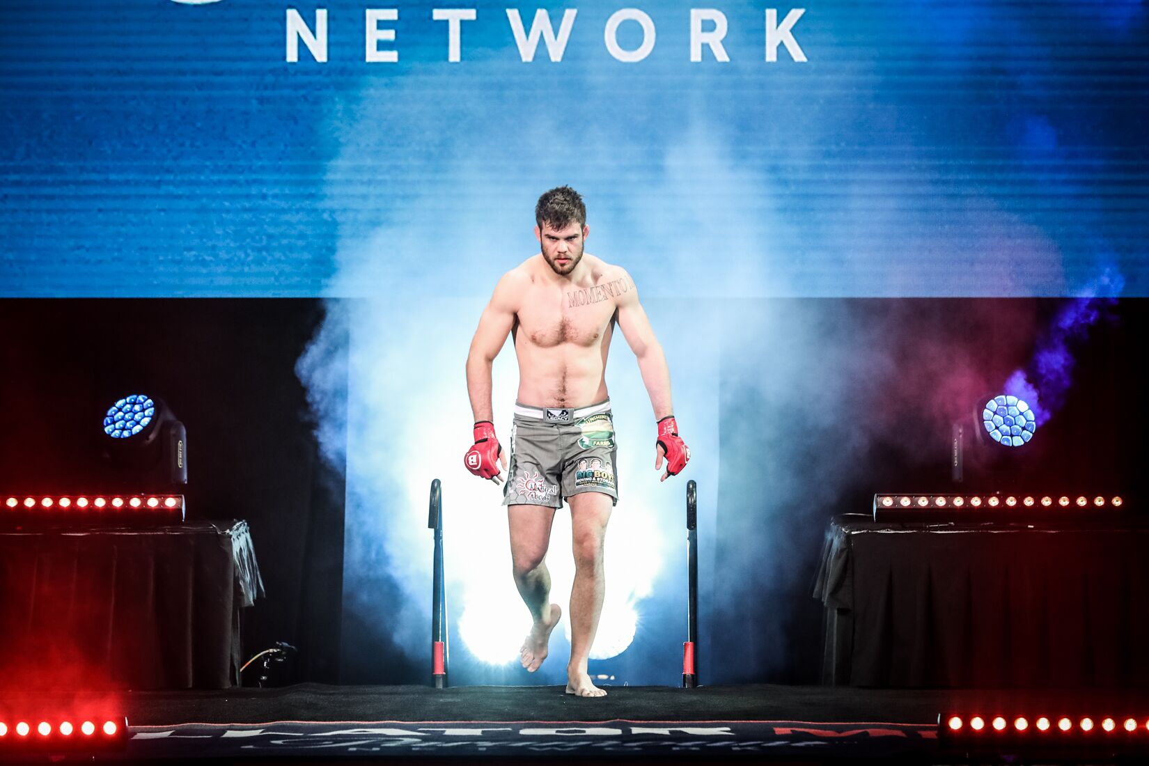 Steve Mowry says 'I'm ready to beat somebody up' at Bellator 231