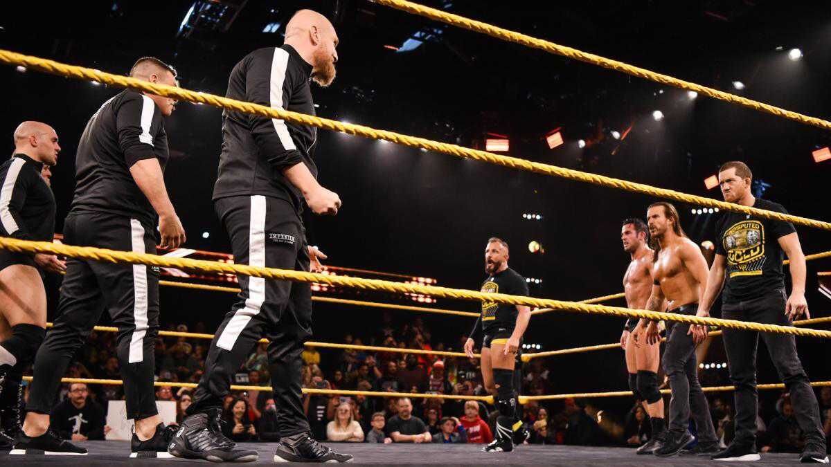 NXT vs. NXT UK Worlds Collide preview and predictions