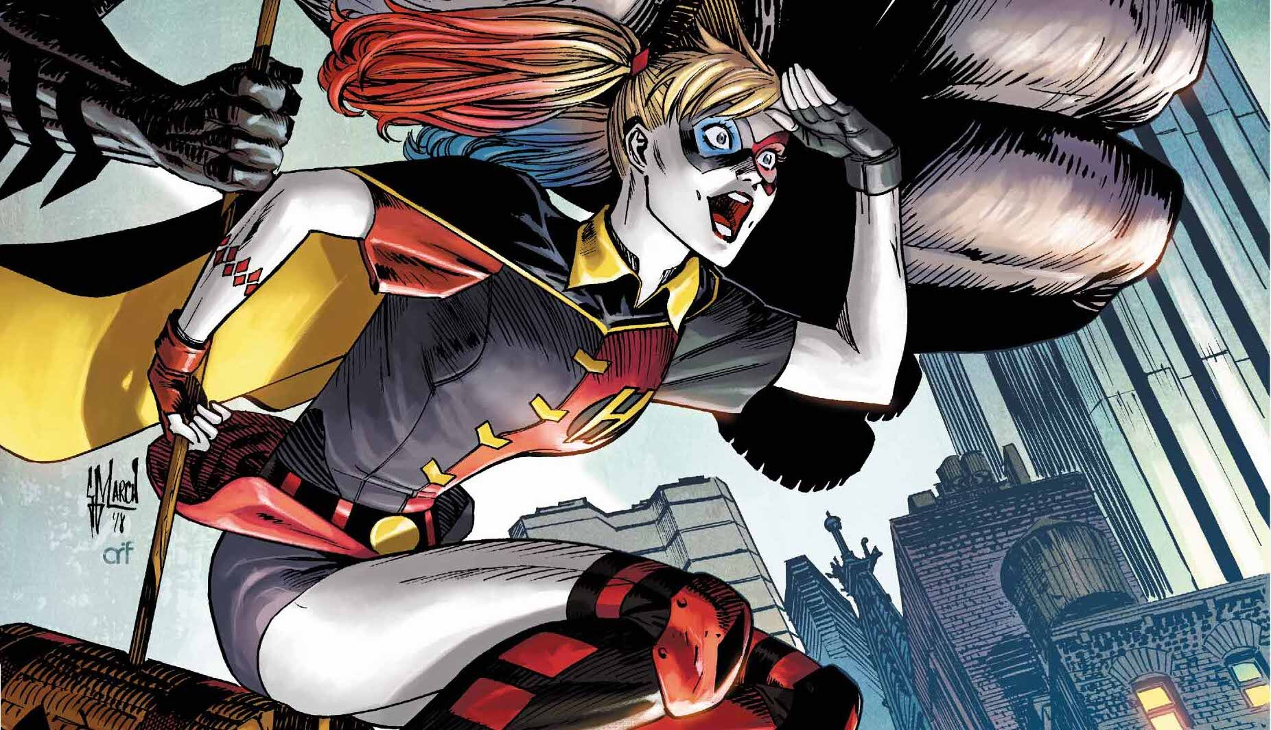 The meteoric rise of the fantabulous Harley Quinn: A history
