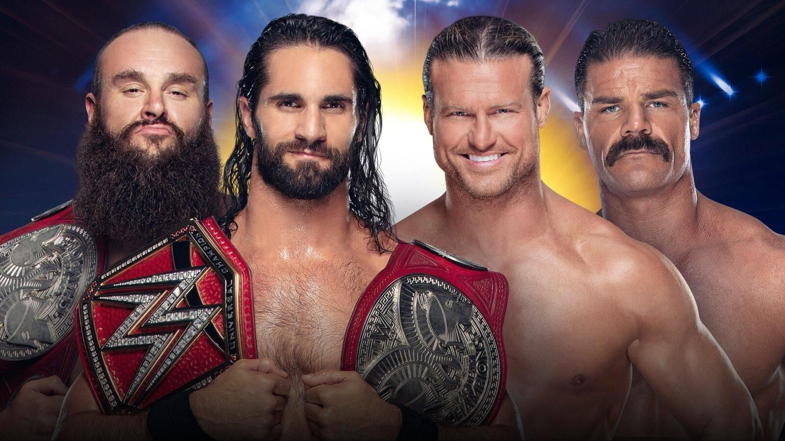 WWE Clash of Champions 2019: Raw Tag Team Championship match preview
