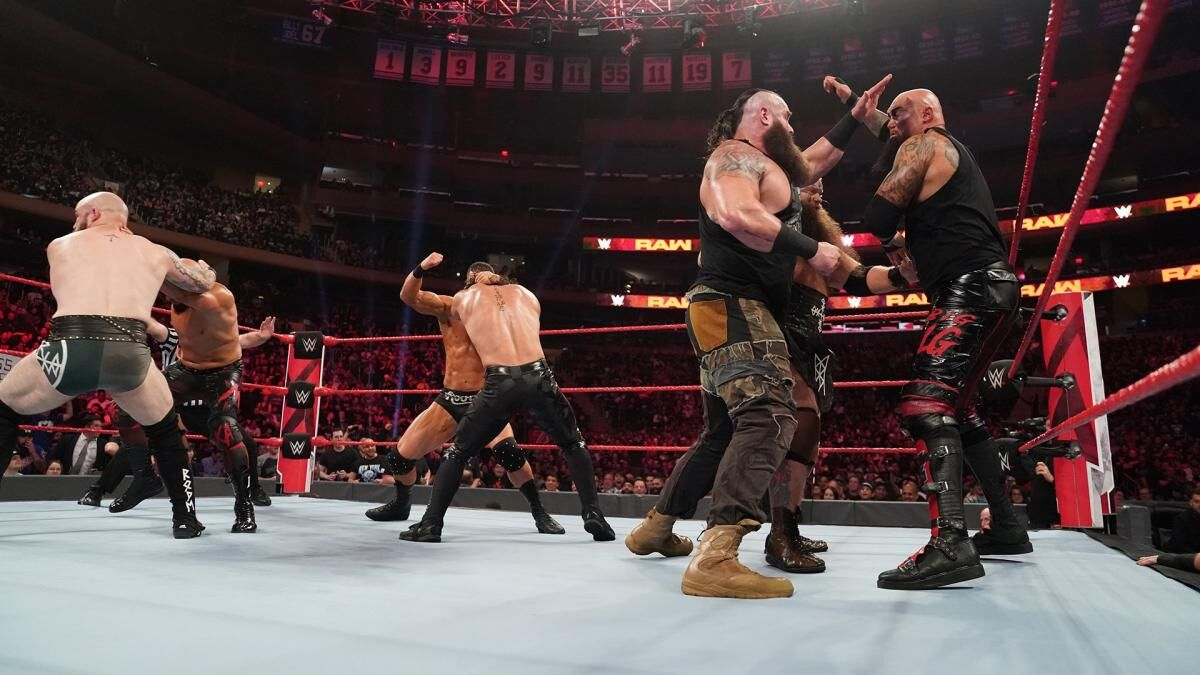 WWE Monday Night Raw recap: Break out the Stevewisers