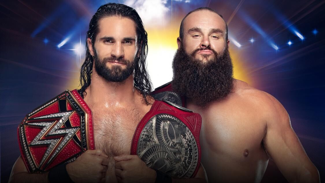 WWE Clash of Champions 2019: Universal Championship match preview