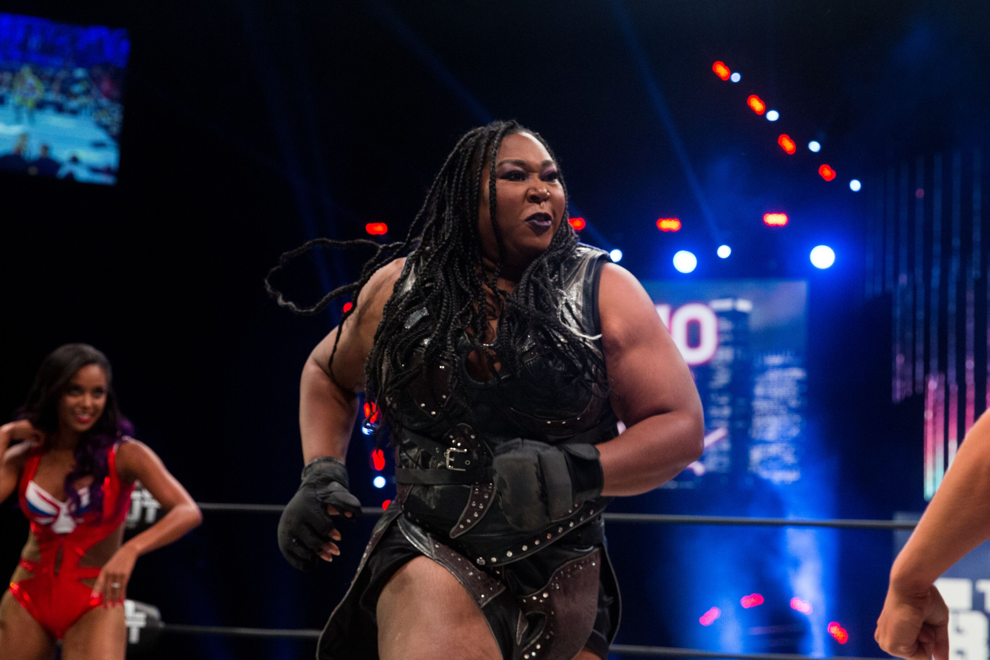 Who is Awesome Kong: An All Elite Wrestling primer
