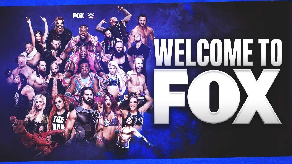 FOX Friday Night SmackDown commercials tell a new story