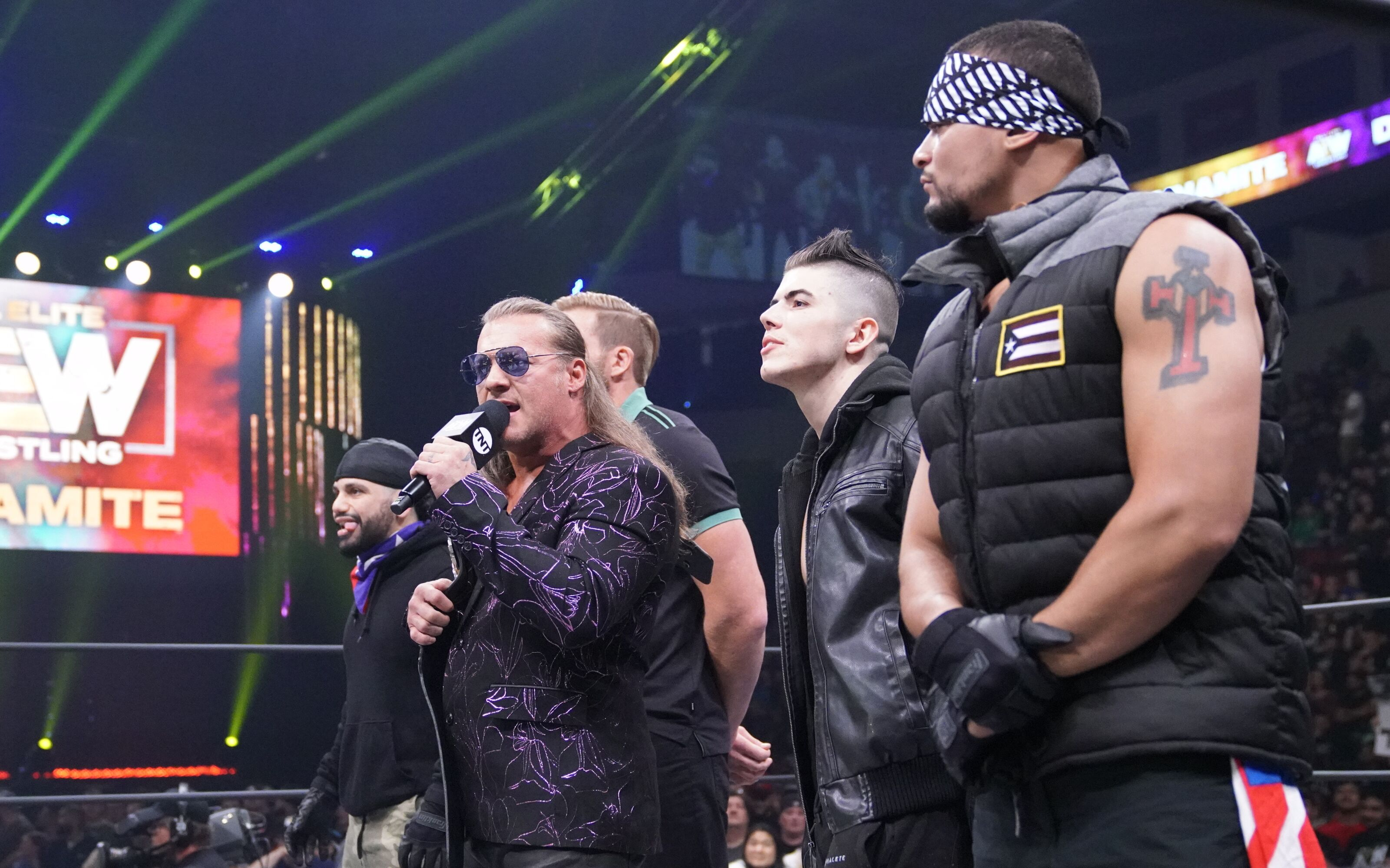 AEW Dynamite recap for October 9, 2019: The Inner Circle