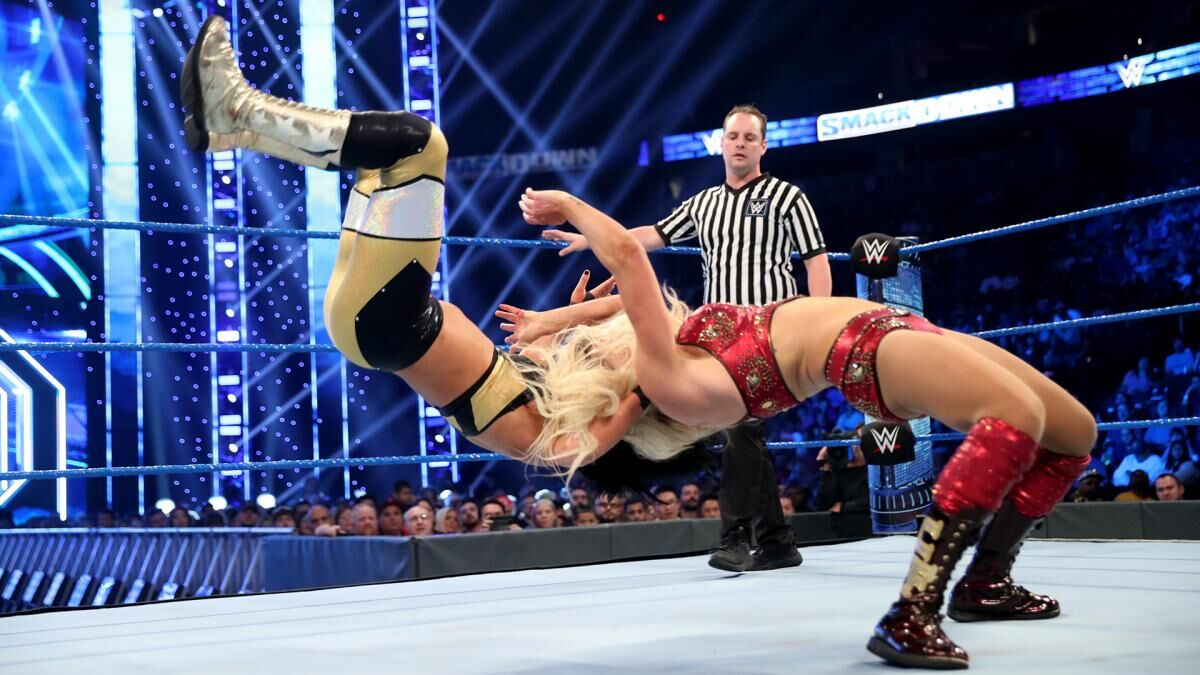WWE Friday Night SmackDown recap for October 11, 2019: Bye bye Bayley Buddies!