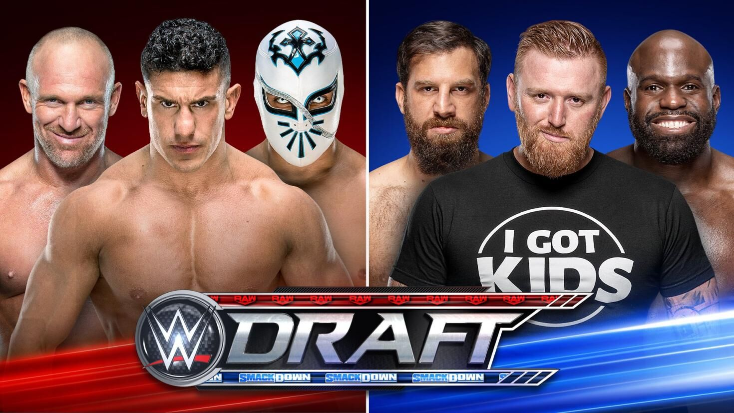WWE announces more draft picks for Raw, SmackDown