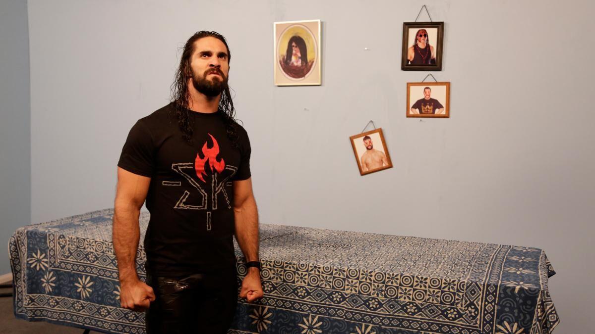 WWE Monday Night Raw recap: Literally burn it down