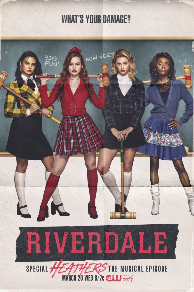 Riverdale season 3 episode 16 Big Fun live stream: Watch