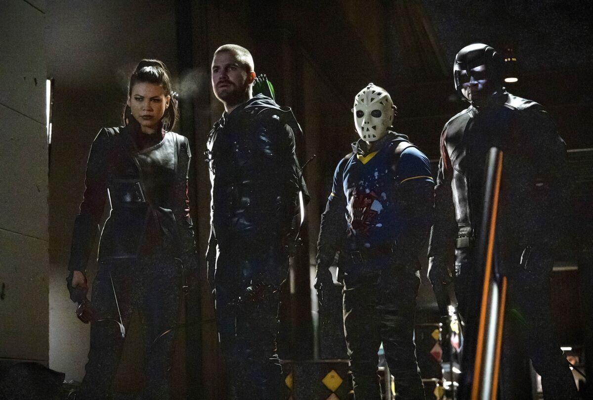 Arrow Season 7 Stream