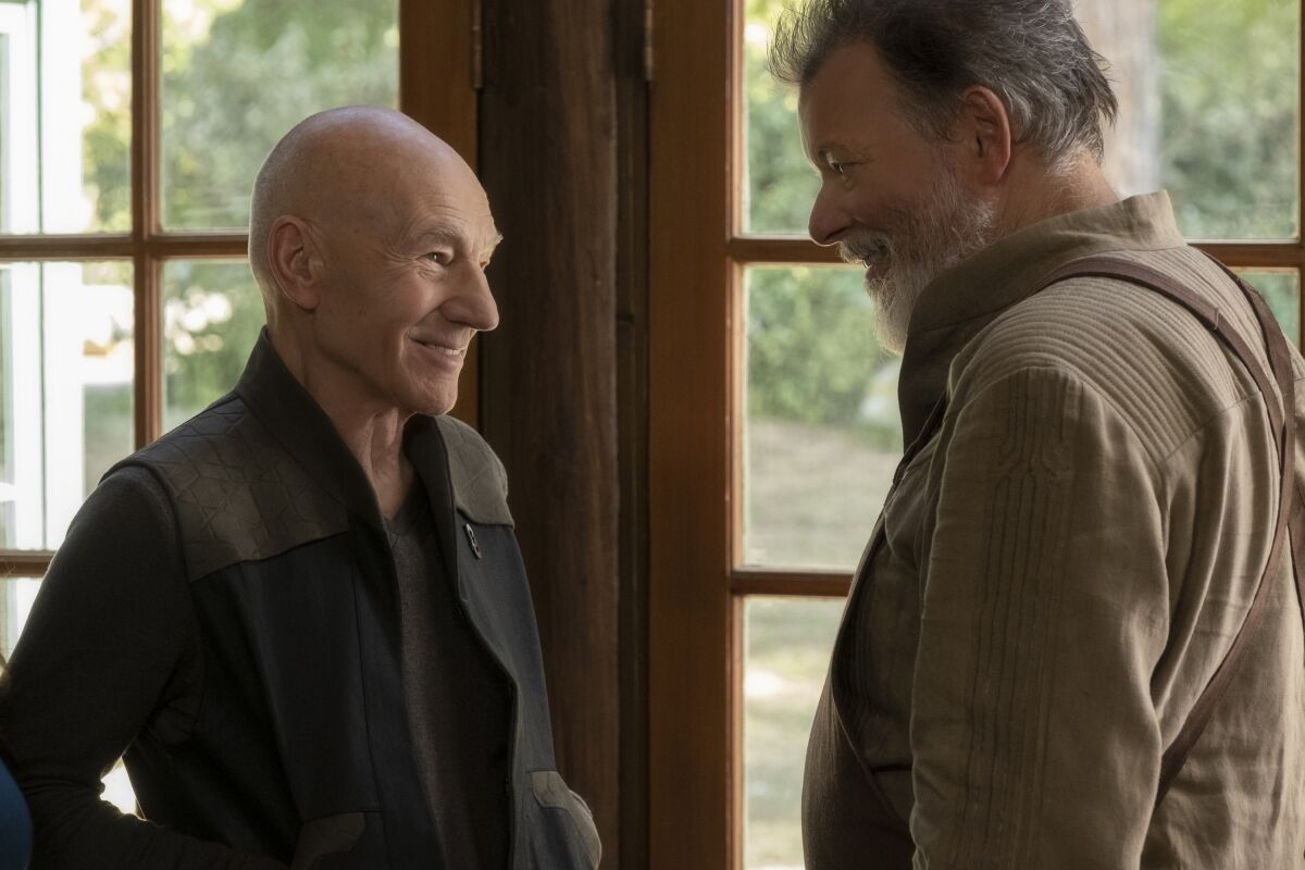 The Star Trek: Picard cast reveals the show almost didn't happen