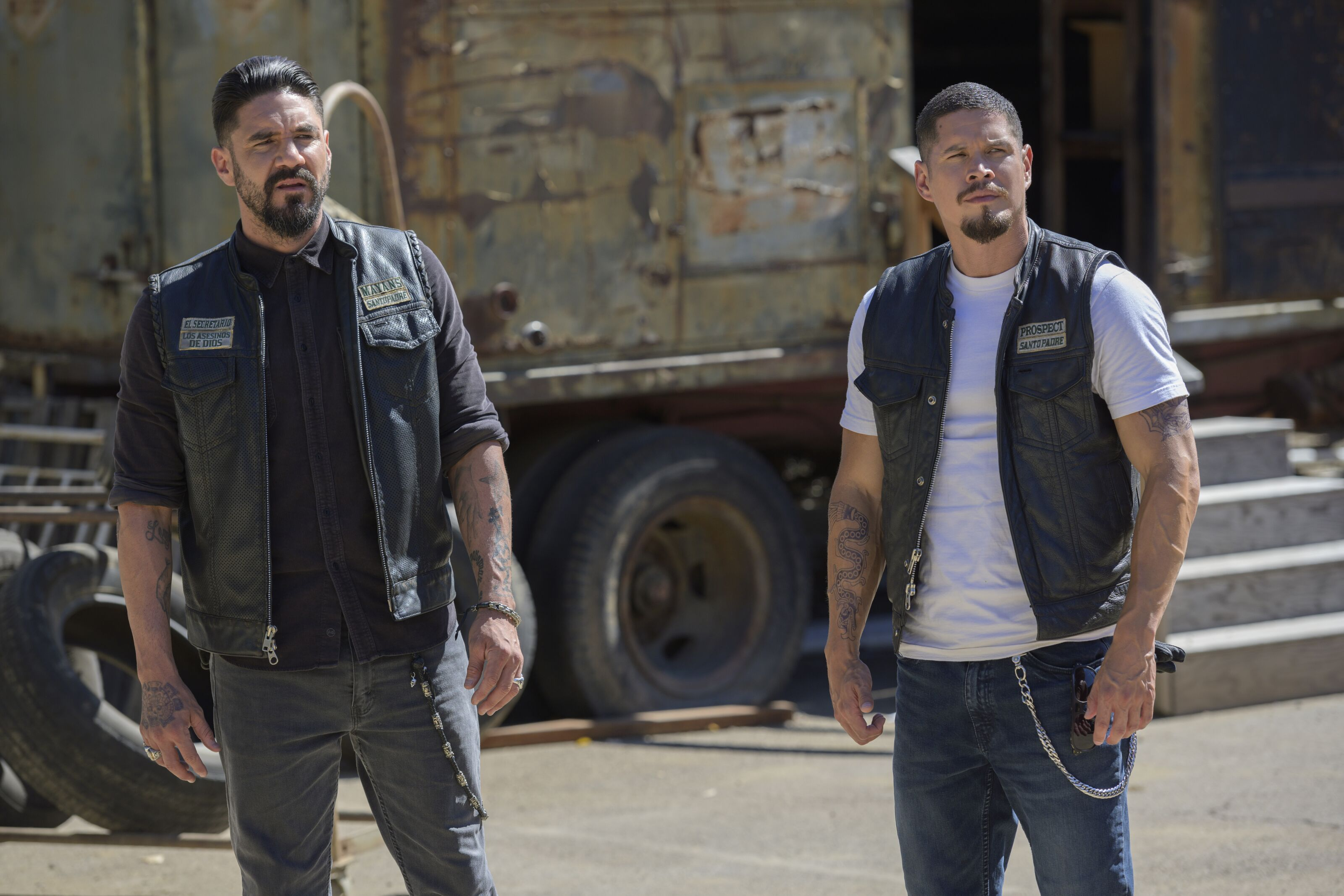 Final moments of Mayans MC finale sparked an oncoming war with a familiar foe