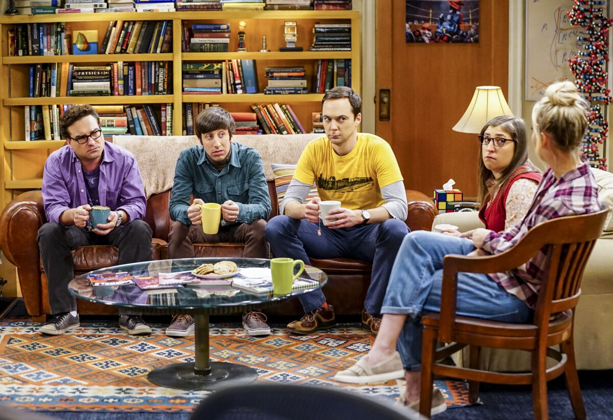How The Big Bang Theory got the biggest Emmys snub