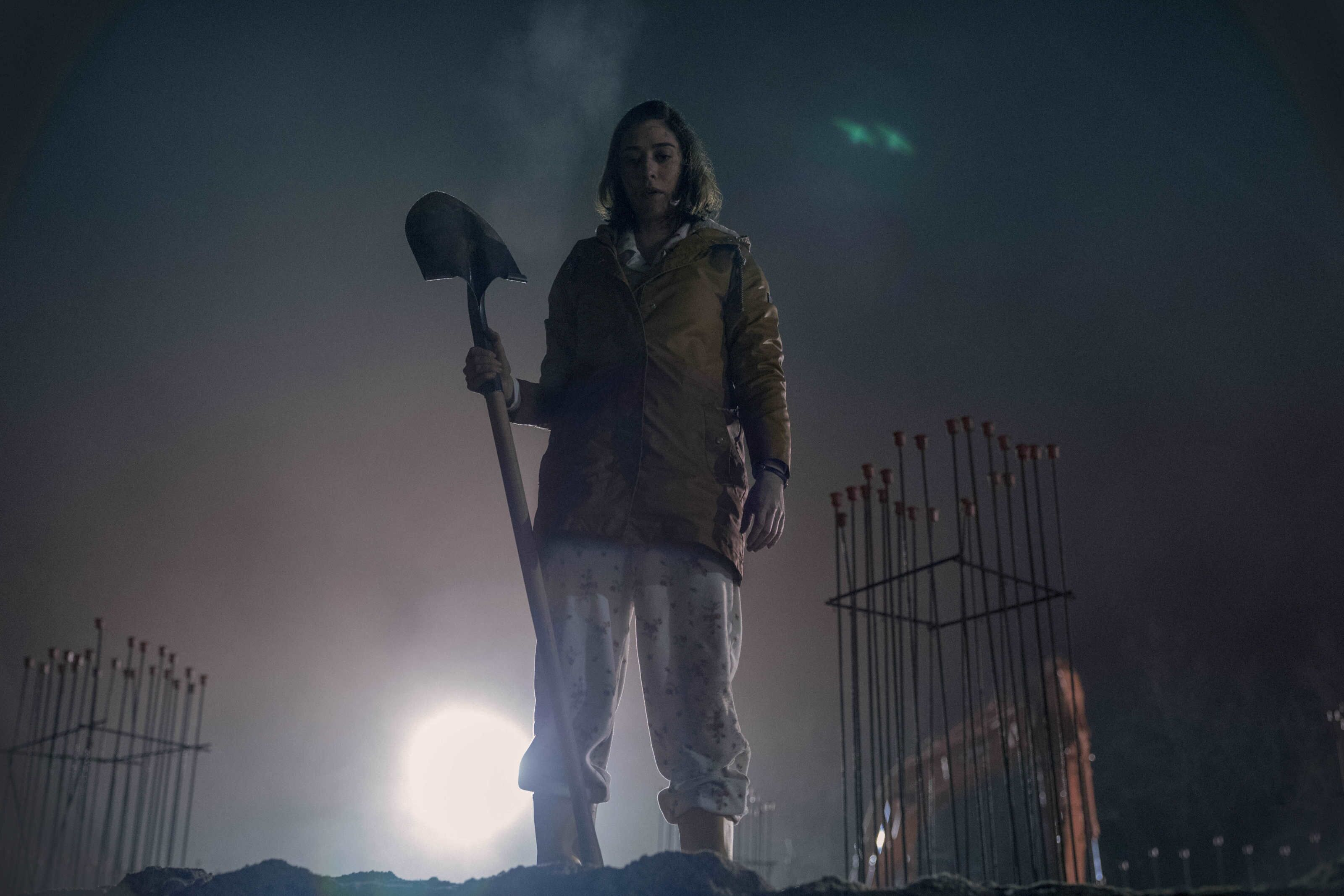 Castle Rock's Lizzy Caplan talks taking over an iconic Stephen King character