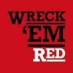 Wreck'Em Red