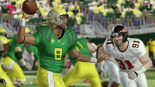 8af9738d6 NCAA Football 13 Opens Uniform Store With 23 Free New Uniforms  Photos