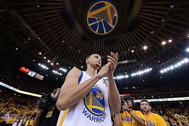 6434236d3a1c Golden State Warriors Stephen Curry makes remix to James Harden s ...