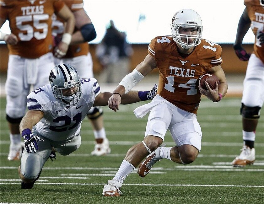 The Texas Longhorns football program is the intercollegiate team representing the University of Texas at Austin variously Texas or UT in the sport of American football