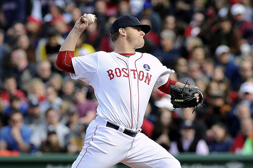 save off 3e4e1 b304d Red Sox will wear 'Boston' home jerseys on April 21