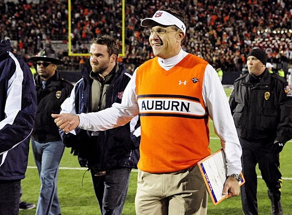 College football letters to santa from 10 top coaches page 4 nov 1 2014 oxford ms usa auburn tigers head coach gus malzahn reacts after the win over the ole miss rebels at vaught hemingway stadium spiritdancerdesigns Images